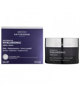 INSTITUT ESTHEDERM Crema Intensif Hyaluronic Tarro 50 ml