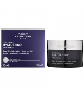 INSTITUT ESTHEDERM Crema Intensif Hyaluronic Tarro 50 ml