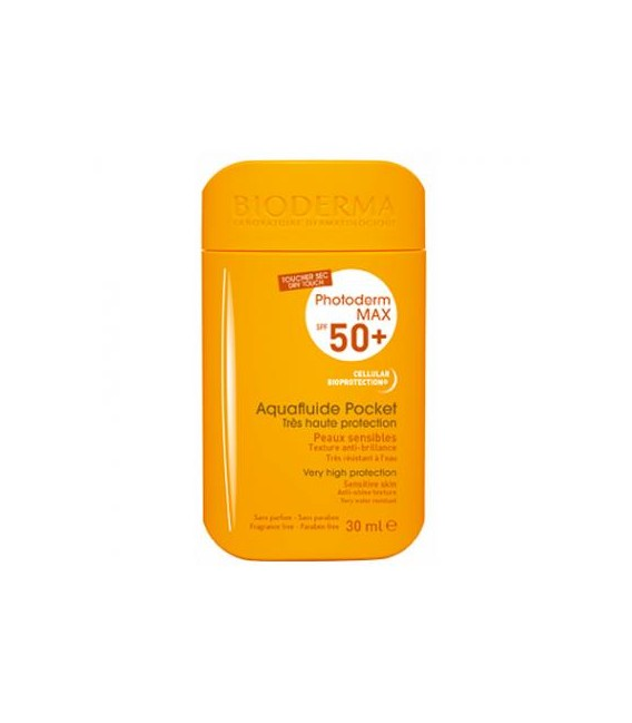BIODERMA  Photoderm Max Spf50 Aquafluido Pocket Mate (30ml)