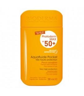 BIODERMA  Photoderm Max Spf50 Aquafluido Pocket Mate (30ml)