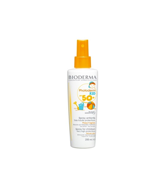 BIODERMA - PHOTODERM KID SPF50 SPRAY NIÑOS (200ML)