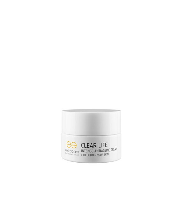 EXTRACARE Clear Life Crema Anti Envejecimiento Intensa