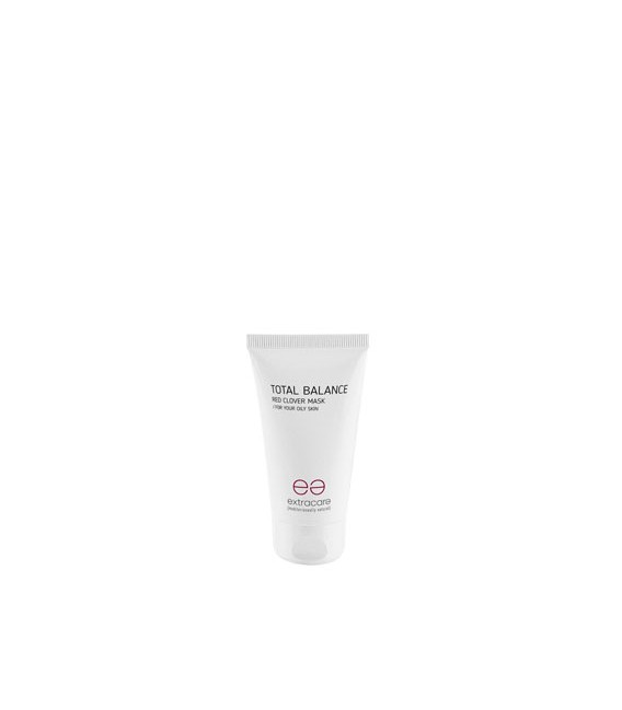 EXTRACARE Total Balance Red Clover Mask