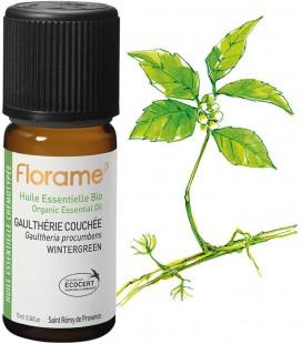 FLORAME Gaulteria Couchée Aceite Esencial 10 ml