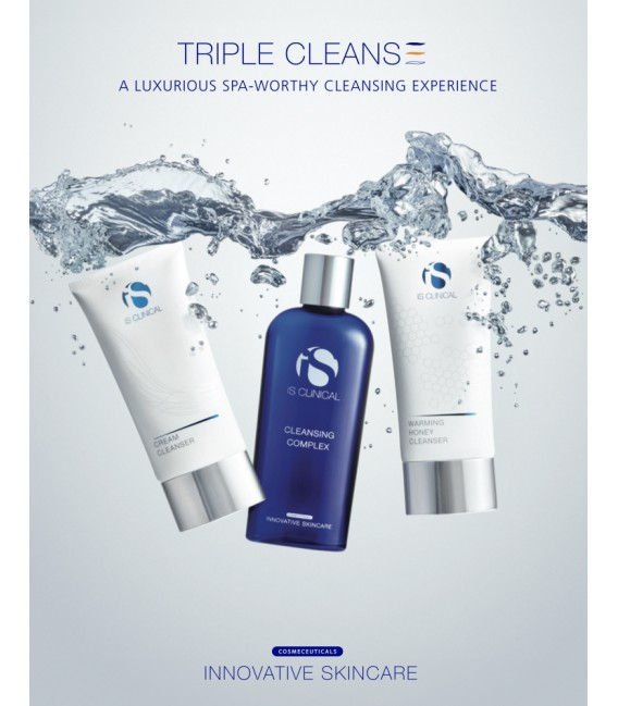 Pack Triple Cleanse Is Clinical