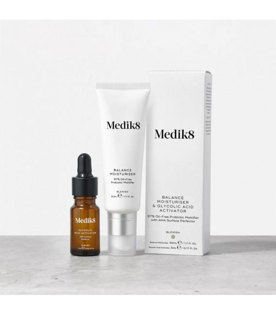 Balance Moisturiser™ & Glycolic Acid Activator™ MEDIK8