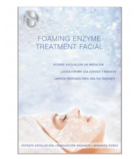 TRATAMIENTO FACIAL FOAMING ENZYME IS CLINICAL