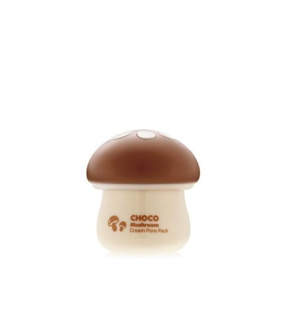 TONY MOLY Choco Mushroom Cream Pore Pack
