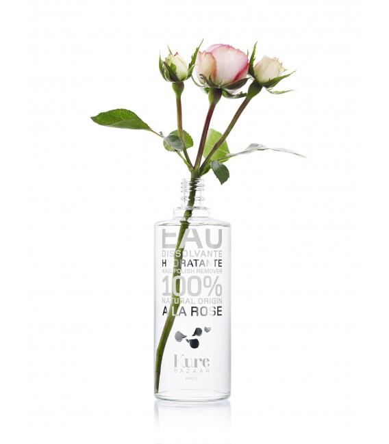 KURE BAZAAR Quitaesmalte Natural de Rosas